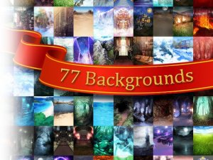2D Background Pack Vol.1