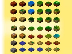 2D Isometric Tiles for free (unityassets4free)
