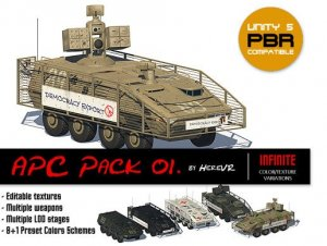 Read more about the article APC Pack 01 by HereVR