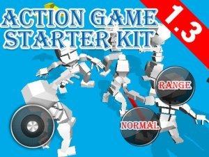Action Game Starter Kit