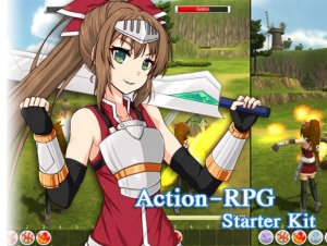 Action RPG Starter Kit