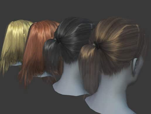 Read more about the article Advanced Hair Shader Pack