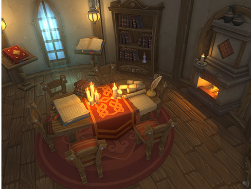 Read more about the article Alchemists House Interior