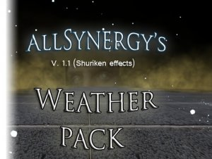 Read more about the article AllSynergys Weather Pack