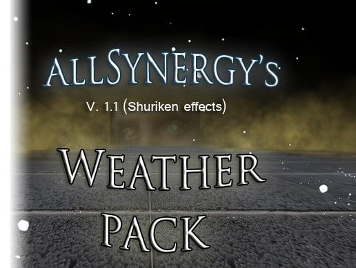 AllSynergys Weather Pack