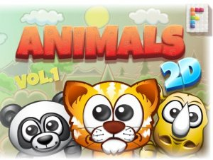 Animal 2D vol 1 for free (unityassets4free)