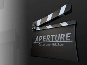 Aperture Cutscene Editor