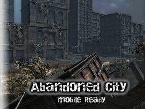 Apocalyptic World Part 3 Abandoned City