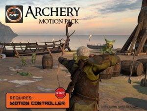Archery Motion Pack