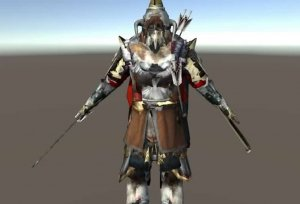 Arteria3d Base Medieval Character for free (unityassets4free)