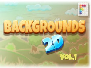 Backgrounds 2D Vol.1 for free (unityassets4free)