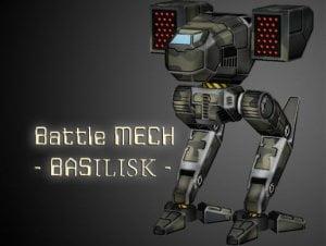 Basilisk Battle Mech