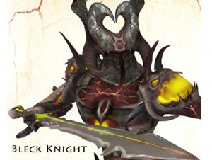 Black Knight for free (unityassets4free)