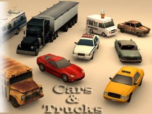 Cars and Trucks Collection