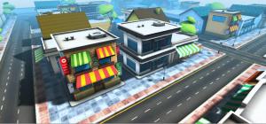 Cartoon City for free (unityassets4free)