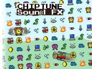 Chiptune Sound FX for free (unityassets4free)