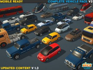 Complete Vehicle Pack V2