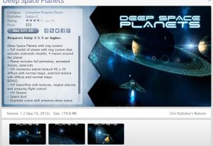 Read more about the article Deep Space Planets
