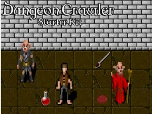 Dungeon Crawler Starter Kit