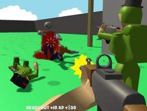 EZFPS Multiplayer FPS Kit