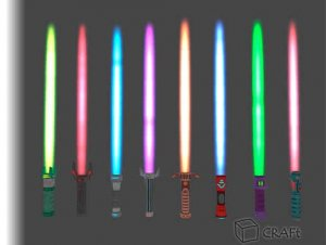 Energy Swords for free (unityassets4free)