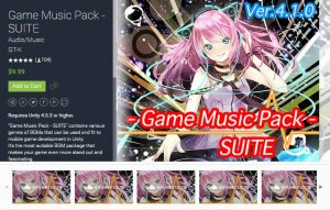 Game Music Pack SUITE