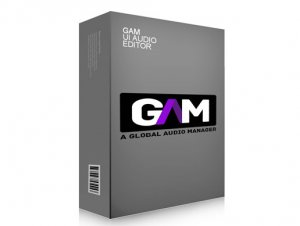 Global Audio Manager Production Pack GUI Audio