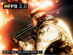 MFPS Multiplayer FPS for free (unityassets4free)