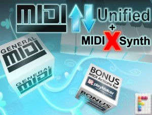 MIDI Unified for free (unityassets4free)