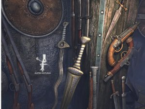 Medieval Weapons Collection for free (unityassets4free)