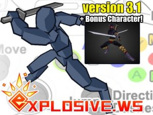 Read more about the article Ninja Warrior Mechanim Animation Pack