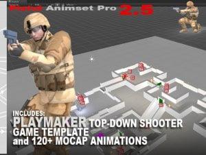 Pistol Animset Pro