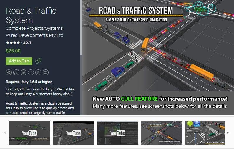 Road & Traffic System