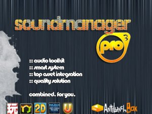 SoundManagerPro 3: Next-Gen Audio and Sound Toolkit for free (unityassets4free)