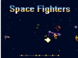 Space Fighters Basic Pixel Art Pack