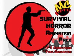 Read more about the article Survival Shooter Animation Pack