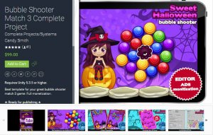 Read more about the article Sweet Halloween Match 3 Game