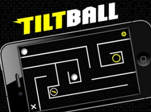 Tilt Ball 2D Game Template
