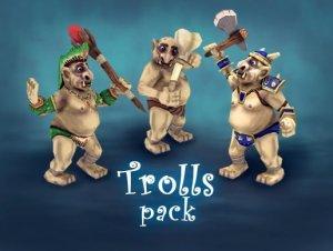 Trolls pack