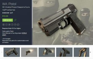 WA Pistol – Free Download