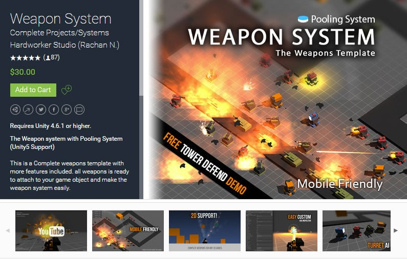 Weapon System