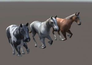 Arteria3d HORSE PACK for free (unityassets4free)