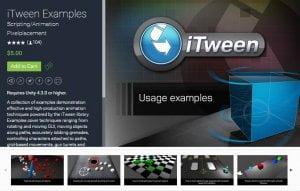 iTween Examples