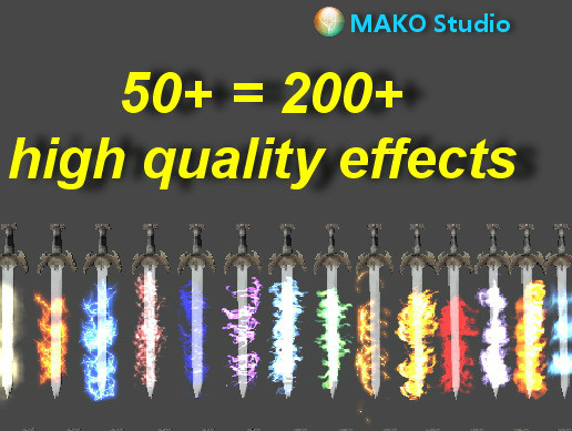 50+ Weapons Effects FX – Free Download