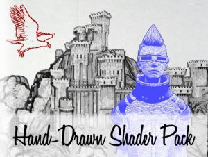 Read more about the article Hand-Drawn Shader Pack 1.2