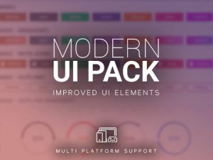 Modern UI Pack – Free Download