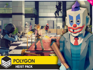 POLYGON – Heist Pack