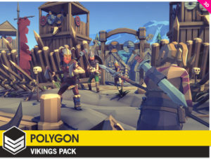POLYGON – Vikings Pack
