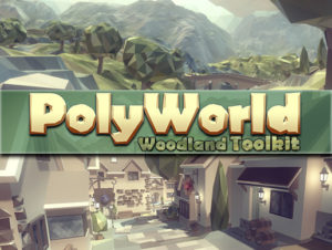 PolyWorld Woodland Low Poly Toolkit