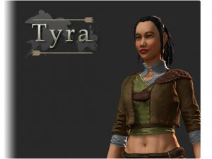 Tyra – Free Download